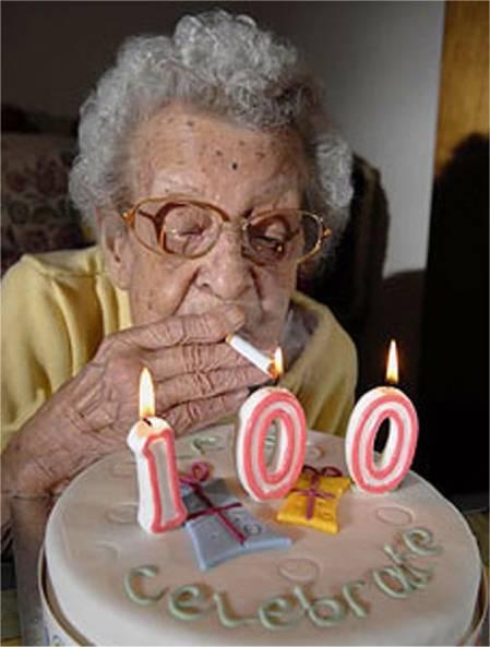 100 the secret of longevity