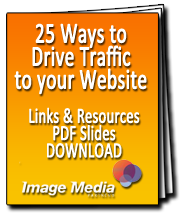 Download 25 Ways to Drive Traffic to your Website eBook