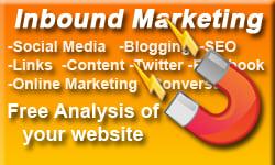 Inbound Marketing Free Analysis