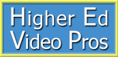 Higher Education Video Professionals LinkedIn Group