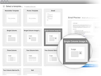 HubSpot email Marketing templates