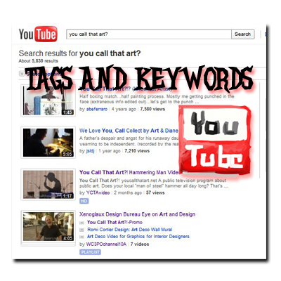 Tag and Keywords