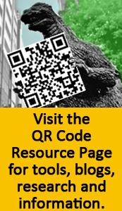 QR Code Resource Page button