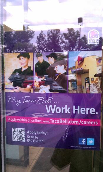 Taco Bell QR Code