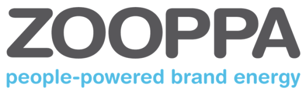 ZOOPPA People-powerd brand energy