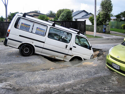 Is your online business in a sink hole