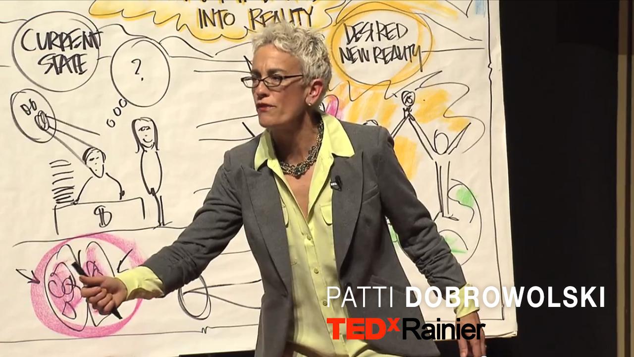 TEDx Patti Dobrowolski