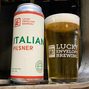 Italian-Pilsner-Lucky-Envelope