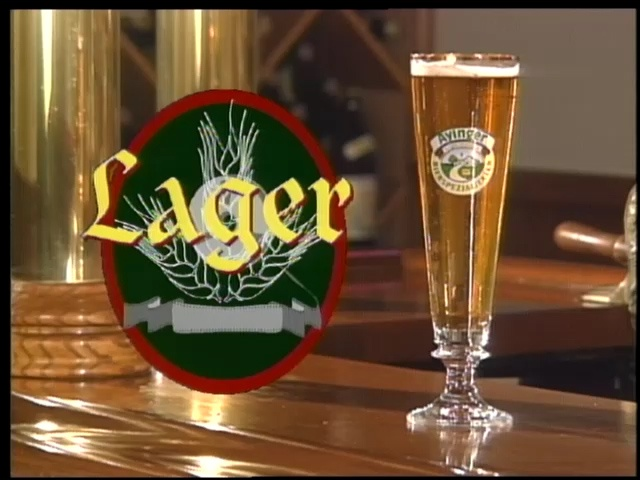 LAGER-Beer