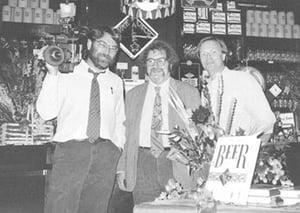 Tim Lorang, Michael-Jackson and David Golden