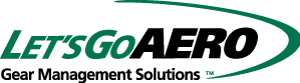 Let's Go Aero Logo