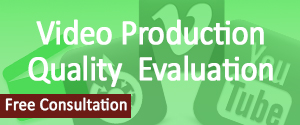 Video Production Quality Evaluation