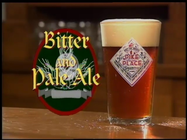 Bitter and Pale Ales