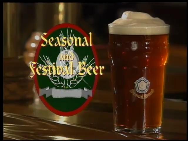 Seasonal and Festival Beer